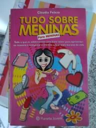 Livro - Tudo sobre meninas, para meninas