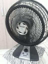 Ventilador Arno turbo em perfeito estado