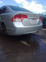 Para-choque traseiro Honda Civic 10/11