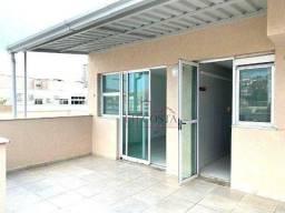 Cobertura com 2 dormitórios à venda, 100 m² por R$ 640.000,00 - Pendotiba - Niterói/RJ