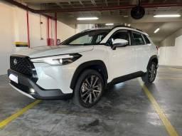 Título do anúncio: Corolla Cross XRE 2022 branco Pérola emplacado