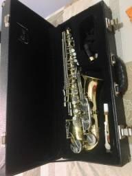 Saxofone alto weril alpha