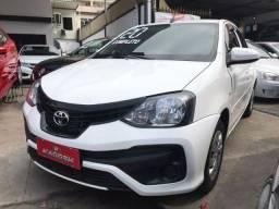Título do anúncio: Toyota Etios Sedan X 1.5 Gnv (Flex) (Aut) 2020