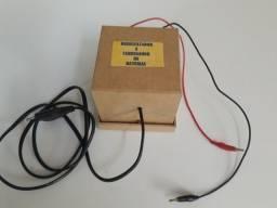 Carregador e dessulfatador de baterias