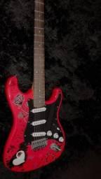 Título do anúncio: Guitarra elétrica nova