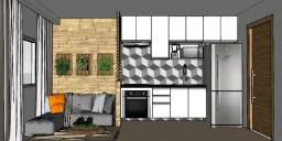 Móveis Planejados - Cozinha Planejada 18x Sem juros
