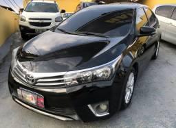 Corolla 1.8 GLI automático 2017 com GNV