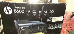 Impressora HP officejet 8600 pro
