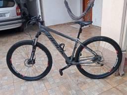 Bicicleta Aro 29 Track com Freios Hidraulicos