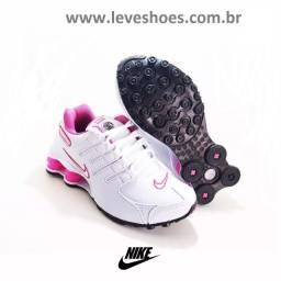 Tênis Nike Shox 4 Molas Feminuno Barato