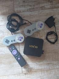 Super Game Box Vídeo Game Retro Super Nintendo