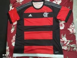 Camisa Adidas Flamengo I 2015 GG