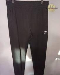 Calça Adidas Pinstripe Original.