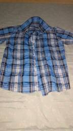 Camisa. Xadrez