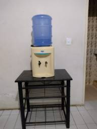 Gela água