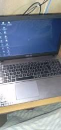 Título do anúncio: Vendo notebook asus x550l i5 8gb de ram