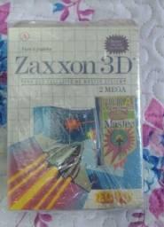 Jogo zaxxon para Master System, LACRADO.