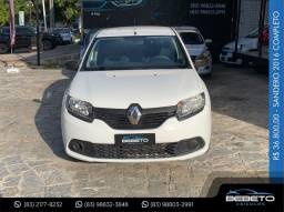 Sandero Authentic 1.0 Flex 2016 Completo