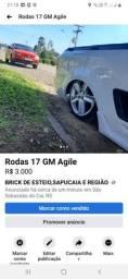 Rodas 17 GM Agile