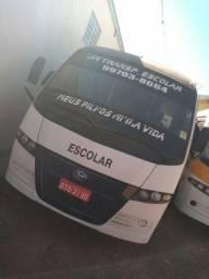 Vendo ou troco  micro onibus  w9 2008