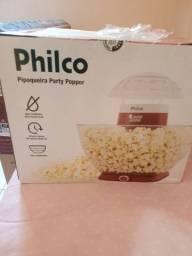Pipoqueira Party Popper Philco - Produto novo na caixa e sem abrir.