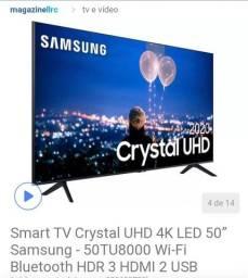 Smart tv LED 50 Samsung