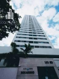 JS-Lindo apartamento de 3 quartos no Rosarinho I Edf. Alta Vista Rosarinho I 80m²