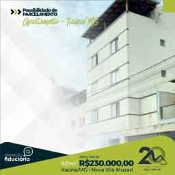 TS) Apartamento com 3 quartos e vaga para dois veículos em Itaúna/MG