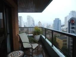 Apartamento à venda com 4 dormitórios em Sumaré, São paulo cod:REO11453