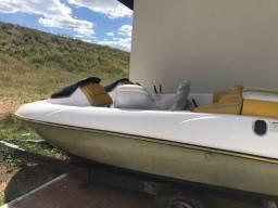 Casco Jet boat