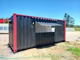 Título do anúncio: Lanchonete Container Pronta Entrega