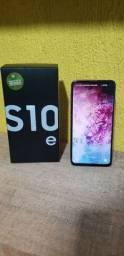 Título do anúncio: Samsung S10e 128gb (com garantia)