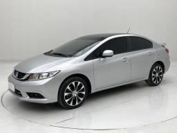 Honda CIVIC Civic Sedan LXR 2.0 Flexone 16V Aut. 4p