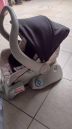 Vendo bebê conforto e carrinho Cross Galzerano