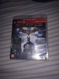 Vendo jogo do Batman