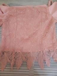 Título do anúncio: Blusa rosa