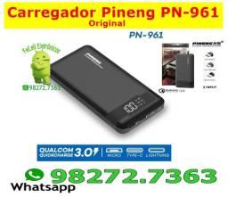 Carregador Portátil Pineng Pn-961 10000mah - Original