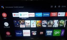TV Smart TCL Android 43 Polegadas