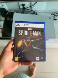 Jogo PS5 Spider Man - Homem Aranha PlayStation 5 NOVISSIMO