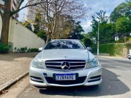 Mercedes-Bez C 180 - interior gelo