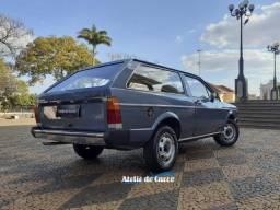 Título do anúncio: Parati LS 1983 Azul Búzios, 2º dono desde 2016 e 83.000 km. Original autêntica!
