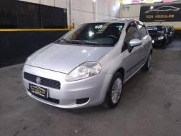 Fiat Punto 1.4 completo+gnv 69 mil km novíssimo 4 mil entrada+48x