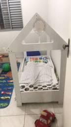 Vendo cama infantil monstessotiana
