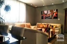 Apartamento à venda com 4 dormitórios em Sagrada família, Belo horizonte cod:327760