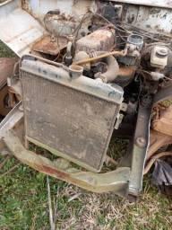 Radiador opala e caravan 4 cilindros
