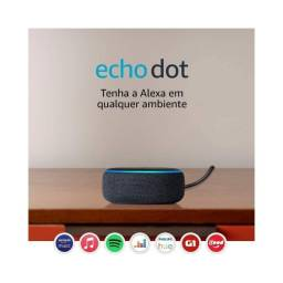 Amazon Echo Dot (3a Geração) Alexa  (Nova Lacrada e com garantia)