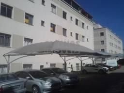 Apartamento à venda com 2 dormitórios em Fonte grande, Contagem cod:31401