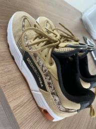 Título do anúncio: Tênis dc shoes model Carlos iqui
