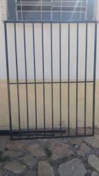 Portão tipo grade