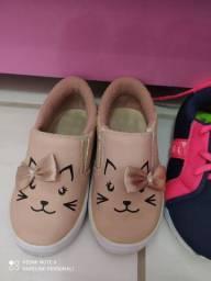 Sapatos Menina N°24 (Caruaru)